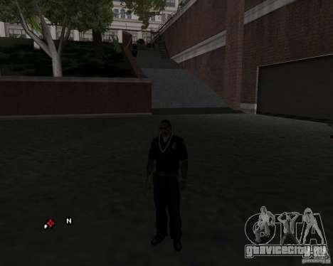 Работа полицейского! для GTA San Andreas второй скриншот