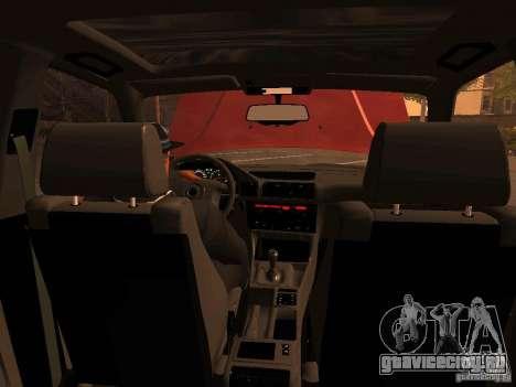 BMW M5 E34 для GTA San Andreas вид сбоку