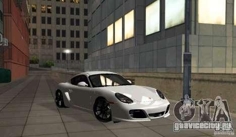 Porsche Cayman R для GTA San Andreas
