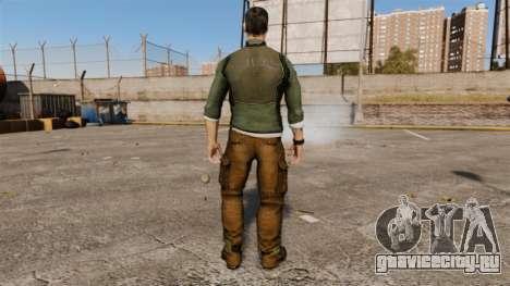 Сэм Фишер v4 для GTA 4