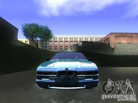 BMW 850CSi 1995 для GTA San Andreas вид справа