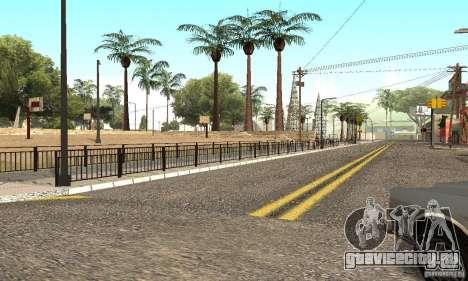 Grove Street 2012 V1.0 для GTA San Andreas пятый скриншот