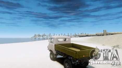 УАЗ 451ДМ для GTA 4 вид справа
