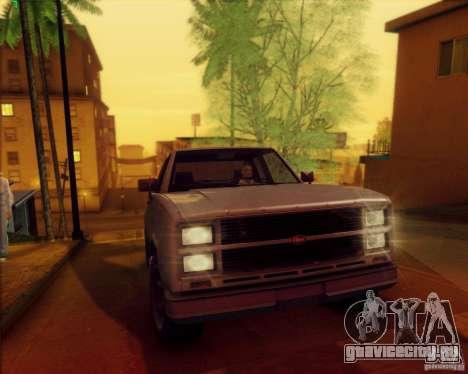 SA_Mod v1.0 для GTA San Andreas