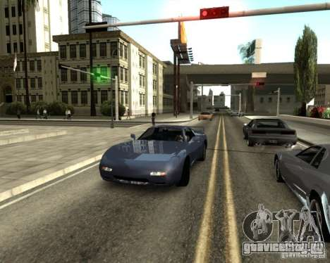 ENBSeries by Sashka911 v3 для GTA San Andreas четвёртый скриншот