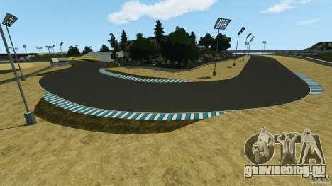 Laguna Seca [Final] [HD] для GTA 4 двенадцатый скриншот