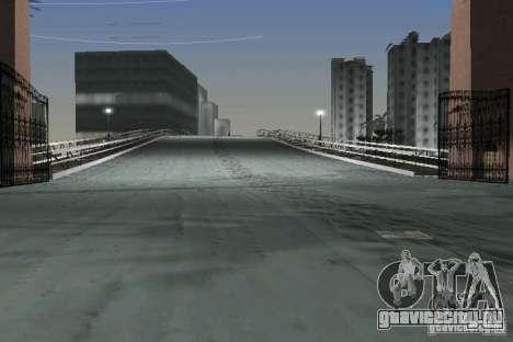 Snow Mod v2.0 для GTA Vice City седьмой скриншот