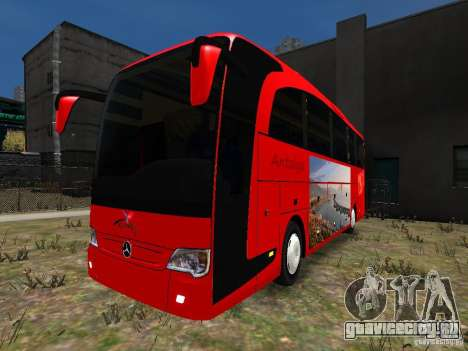 Mercedes Travego для GTA 4