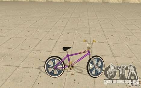 Spin Wheel BMX v1 для GTA San Andreas вид слева