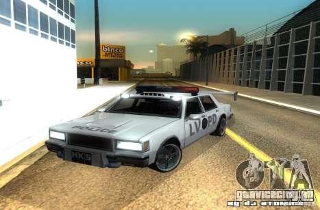 Police Hero v2.1 для GTA San Andreas