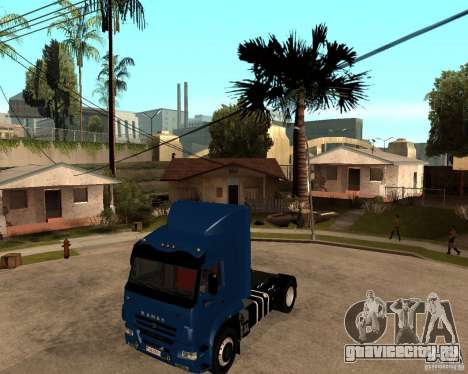 КамАЗ 5460М для GTA San Andreas