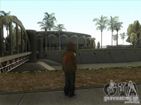 Ryo NFS PS для GTA San Andreas третий скриншот