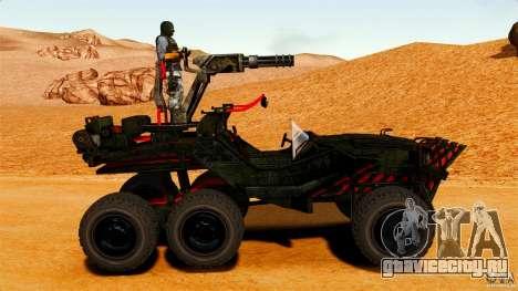 Swan Avatar Game для GTA 4 вид слева