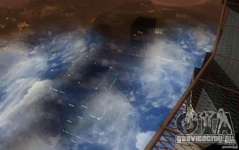 Real Sky Efects для GTA San Andreas второй скриншот