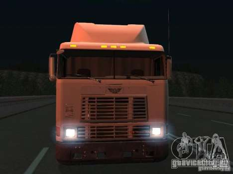 International Navistar 9800 для GTA San Andreas