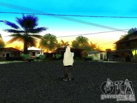 New ColorMod Realistic для GTA San Andreas второй скриншот
