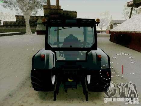 Steyr CVT 170 для GTA San Andreas вид сзади слева