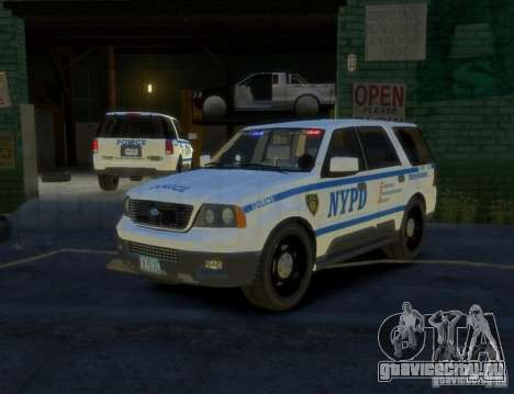 Ford Expedition Truck Enforcement для GTA 4