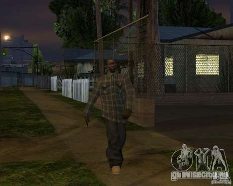 Beta Peds для GTA San Andreas восьмой скриншот