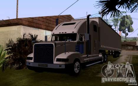 Freightliner SD 120 для GTA San Andreas