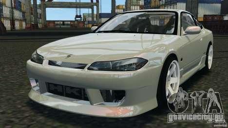 Nissan Silvia S15 Drift для GTA 4