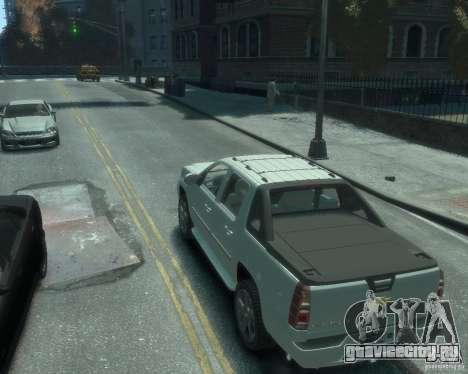 Chevrolet Avalanche Version Pack 1.0 для GTA 4 вид слева