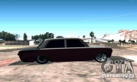 ВАЗ 2101 Sport для GTA San Andreas вид сзади слева