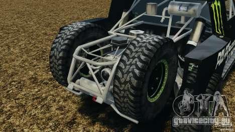 Hummer H3 raid t1 для GTA 4 вид изнутри