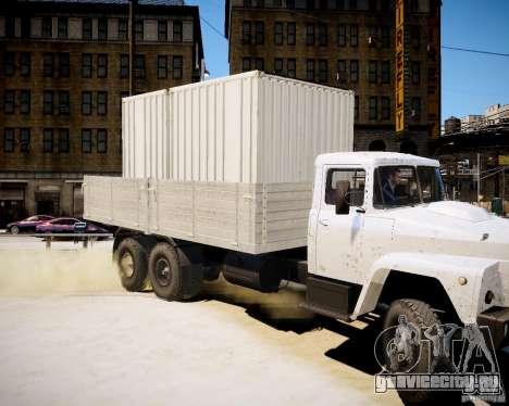 КрАЗ 250 v1.0 для GTA 4