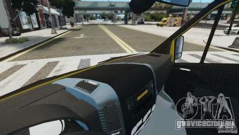 Mercedes-Benz Family Frost для GTA 4 вид сзади