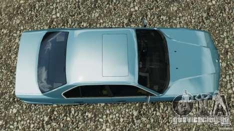 BMW E34 V8 540i для GTA 4 вид справа