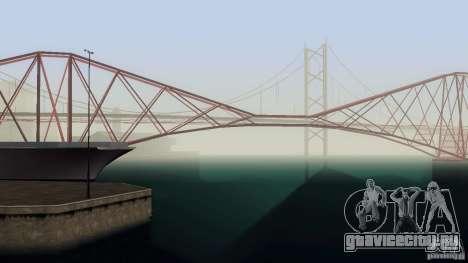 SA_gline для GTA San Andreas одинадцатый скриншот