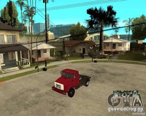 Зил-433362 Extra Pack 1 для GTA San Andreas вид сзади слева