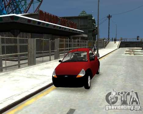 Ford Ka 1999 для GTA 4