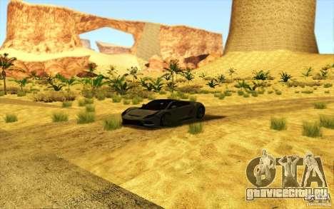 ENBSeries HD для GTA San Andreas шестой скриншот