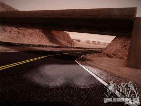 New Roads v1.0 для GTA San Andreas второй скриншот