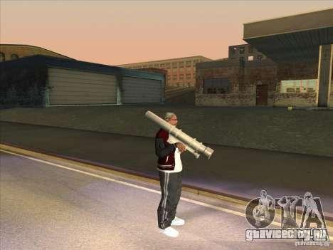 LAW M72 - базука для GTA San Andreas четвёртый скриншот