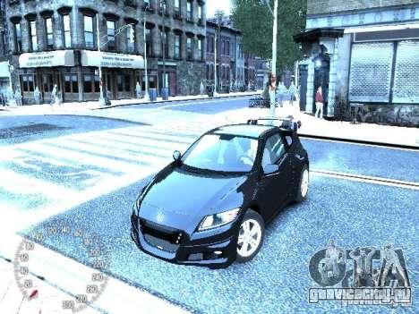 Honda Mugen CR-Z для GTA 4