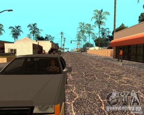 New Ghetto для GTA San Andreas третий скриншот