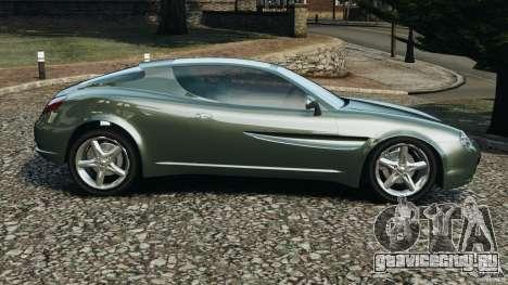 Daewoo Bucrane Concept 1995 для GTA 4 вид слева