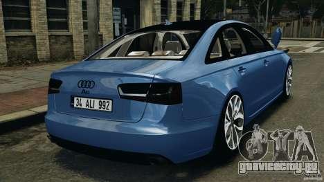 Audi A6 для GTA 4