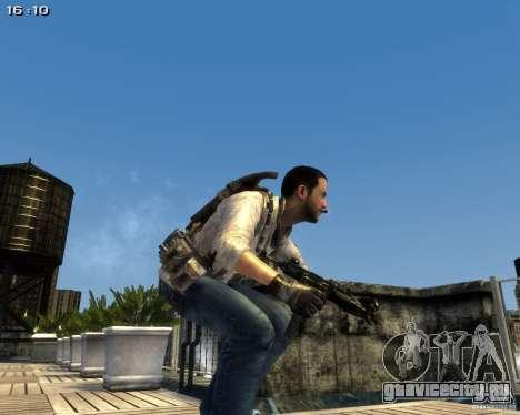 Micro Uzi для GTA 4 третий скриншот