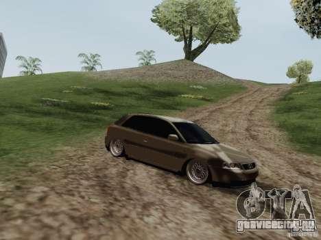 Audi A3 для GTA San Andreas вид справа