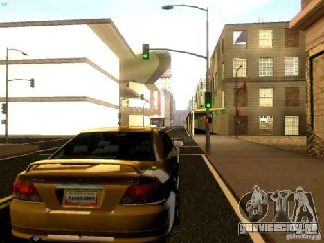 Mitsubishi Galant 2002 для GTA San Andreas вид справа