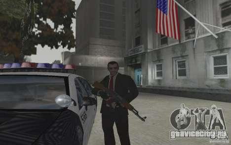 Анимации из GTA IV v2.0 для GTA San Andreas пятый скриншот