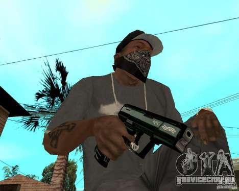 Walther cp99 для GTA San Andreas