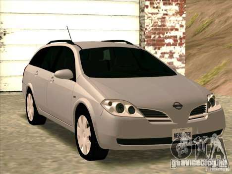 Nissan Primera Wagon для GTA San Andreas