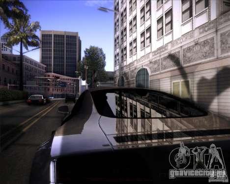 Audi R8 для GTA San Andreas вид сзади слева