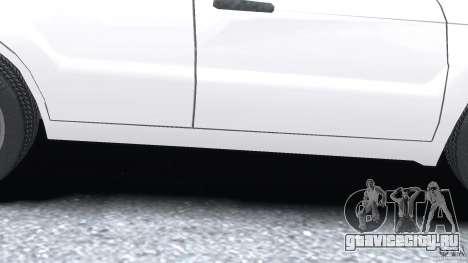 Subaru Forester v2.0 для GTA 4 двигатель