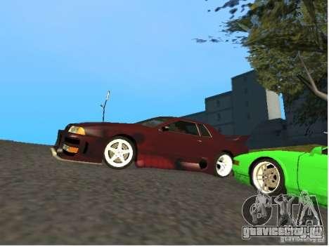Deluxo Wheels Mod для GTA San Andreas